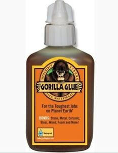 Gorilla Glue 60ml Multi Purpose Extra Strong Super Glue