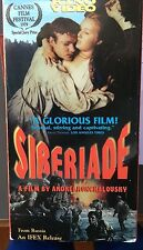 Siberiade (VHS) 1979 Russian epic; Cannes Special Jury Prize winner