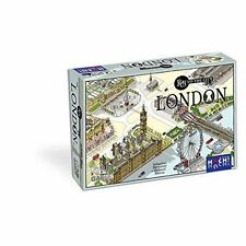 Huch Friends 400234 Key to The City Strategy Game