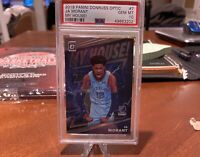 "2019 Panini Donruss Optic - Ja Morant ""My House"" Rookie Card PSA 10"