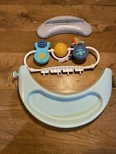 Fisher-Price Sit Me Up Infant Seat Replacement Tray & Toy Attachment - Free Ship