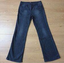 Principles Petite Ladies Bootcut Stretchy Black Jeans Size UK 10 EU 38