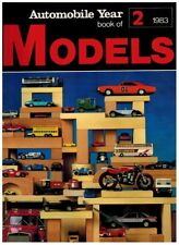 Automobile Year Book of Models 2 1983 Diecast Car Model