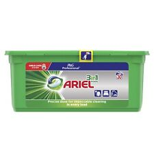 Ariel 3in1 washing Pods (30Washes) Original Liquid Capsules 30Pods✅