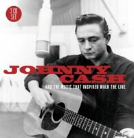 Johnny Cash and the Music That Inspired Walk the Line [CD]