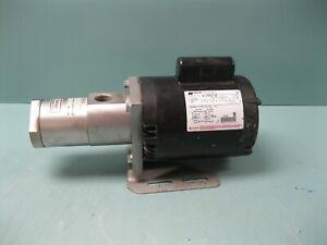 "1"" Webtrol EZ Series H5B2S Booster Pump w/ MagneTek 1/2 HP Motor E4 (2868)"