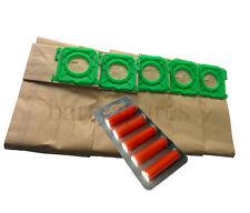 5 Vacuum Cleaner Hoover Dust Bags & Air Fresh Sebo X1 X4 X4 extra Vacuum cleaner