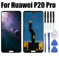 For Huawei P20 Pro LCD Display Touch Screen Digitizer Assembly Replacement GF