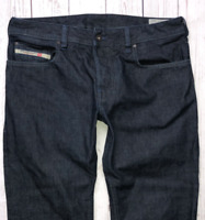Mens DIESEL Zatiny Jeans W32 L32 Blue Bootcut Wash 0088Z