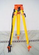 Levels Survey Tripod Dual Lock Aluminum Tripod Level Survey Equipment Stand