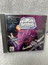 Star Wars: X-Wing PC Game Collector's - 2000 CD-Rom