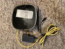 Belkin N600 DB  Wireless N + Router F9K1102V2 Broadband Modem
