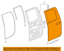 GM OEM-Door Skin Outer Panel Right 23104639