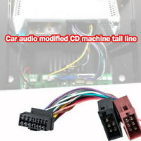 1 Set  Wiring Harness Connector Adaptor For Sony 16 Pin Car Stereo Radio US