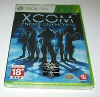 XCOM: Enemy Unknown (Japanese Version) for Xbox 360 Brand New! Fast Shipping!