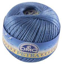 Dmc Petra Crochet Thread - Colour: 5798 - Cotton - Size 3 - 100g