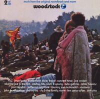 WOODSTOCK VOL. 1 2 CD REMASTERED 21 TRACKS NEW+