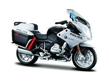 BMW R 1200 Rt Police Authority USA échelle 1:18 Modèles de Moto De Maisto