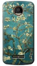 Blossoming Almond Tree Van Gogh Phone Case for Moto Z3 Z2 Force Play E5 G7 G6 G5