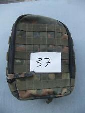 IFAK Erste Hilfe Tasche, Santasche, Koppeltasche, Bundeswehr Flecktarn (37)