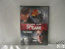 Spy Game (Dvd, 2002, Full Frame; Collector's Edition)