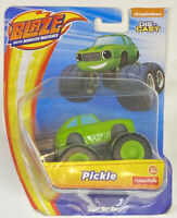 Blaze And The Monster Machines Pickle Nickelodeon Die Cast Fisher Price