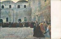 Jerusalem 1re station dans la caserne
