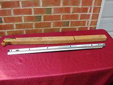 54 55 56 OLDSMOBILE BUICK 2 DOOR HARDTOP NOS GM RH DOOR FLIPPER TRIM MOULDING