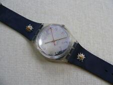 1987 Christmas Special Swatch Watch Bergstrüssli GZ105