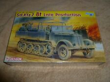 DRAGON, #6562, 1/35, Sd.Kfz.7 8ton Halftrack, Late Production , sealed