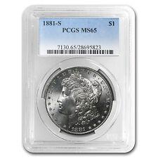 1881-S Morgan Dollar MS-65 PCGS - SKU #10545