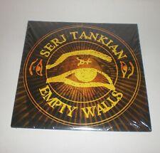 "SERJ TANKIAN Empty Walls 7"" LIMITED VINYL RECORD NEW SEALED Promo LP"