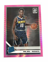 2019-20 Donruss Optic BOL BOL HYPER PINK PRIZM ROOKIE RC #162 Nuggets Card HOT