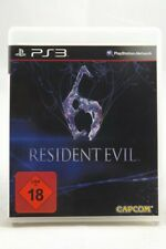 Resident Evil 6 (Sony PlayStation 3) PS3 Spiel in OVP - SEHR GUT