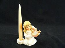Goebel Weihnacht knieender Engel mit Kerzenhalter 8,5 cm