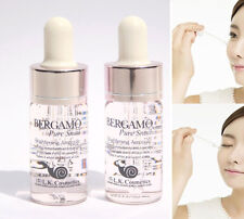 BERGAMO /  Pure Snail Brightening Ampoule 13ml * 2EA / Korean cosmetics