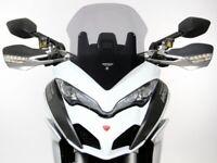 Motorcycle Windshields MRA YAMAHA MT-09  TRACER RN29 form T 2015- smoke