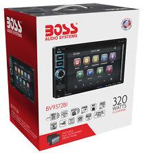 "NEW Boss BV9372BI 6.2"" DVD/CD/MP3 Touchscreen Car Stereo Double Din AM/FM Radio"