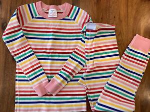 hanna andersson pajamas 130/8