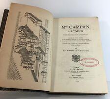 Marsangy, Mme Campan a Ecouen, étude historique et biographique, 1879
