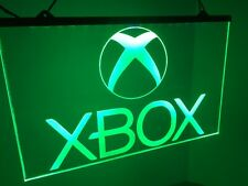 Xbox Led Neon Light Sign Game Room Man Cave