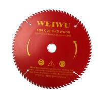 "9"" Inch 60 Tooth Carbide Tip General Purpose Wood Cutting Circular Saw Blade"