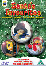 SANTAS FAVOURITES - DVD - REGION 2 UK