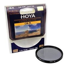 Filtre polarisant HOYA NEUF CIR-PL 58 mm / NEW CIR-PL Camera Lens Filter 58 mm