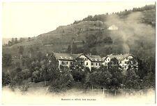 CPA 88 Vosges Bussang Hôtel des Sources