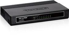 Tp-link 8-port Gigabit Desktop switch no administrado (10/100/1000) - negro