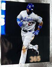 Los Angeles Dodgers Matt Kemp Signed 8x10  Photo Auto