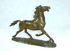 Bronze Pferd um 1920 Signiert: Erich SAALMANN