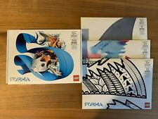 LEGO Forma Koi Complete Set All 3 Skins 81000 81001 81002 81003 New Sealed
