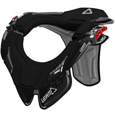 Neck Brace (Leatt-GPX RACE L/XL BLACK) New In Unopened Box